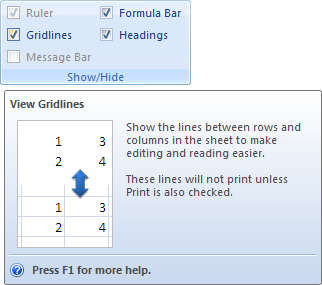 Display and use gridlines and guides - PowerPoint Tips